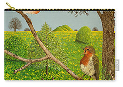 Territorial Rights Carry-all Pouch by Pat Scott