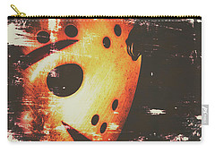 Terror On The Ice Carry-all Pouch by Jorgo Photography - Wall Art Gallery