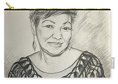 Tessie Guinto  Carry-all Pouch