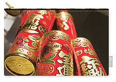 Tet Decoration Saigon Carry-all Pouch by For Ninety One Days