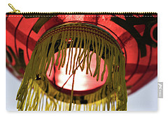Tet Lantern Saigon Carry-all Pouch by For Ninety One Days