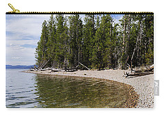 Teton Shore Carry-all Pouch by Chad Dutson