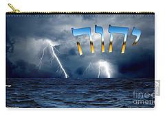 Tetragrammaton Carry-all Pouch