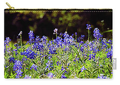 Texas Bluebonnets IIi Carry-all Pouch