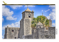 Texas Historic Presidio La Bahia Carry-all Pouch