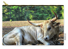 Texas Longhorn Gentle Giant Carry-all Pouch