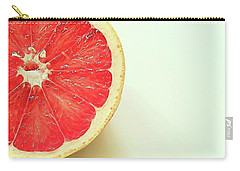 #texas #pink #grapefruit And Carry-all Pouch