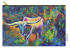 Texas Pride Carry-all Pouch by Karen Kennedy Chatham