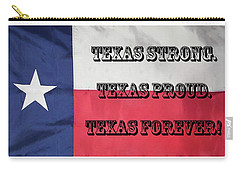 Texas Strong Carry-all Pouch