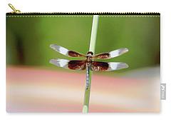 Texas Widow Skimmer - 10 Digitalart Carry-all Pouch