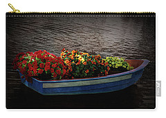 Carry-all Pouch featuring the photograph Texture Drama Boat Parade by Aimee L Maher Photography and Art Visit ALMGallerydotcom