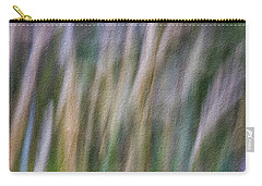 Textured Abstract Carry-all Pouch
