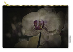 Carry-all Pouch featuring the photograph Textured Flower by Ryan Photography