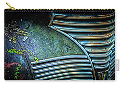 Textured Grille Carry-all Pouch