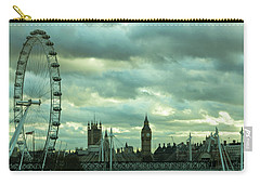 Thames View 1 Carry-all Pouch by Steven Richman