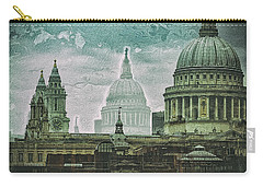 Thamesscape 2 -  Ghosts Of London Carry-all Pouch