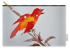 Thank You Bird Carry-all Pouch
