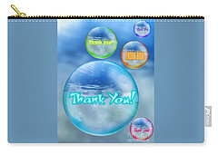 Thank You Bubbles Carry-all Pouch