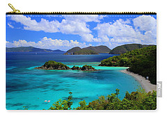 Thank You St. John Usvi Carry-all Pouch