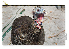 Thanksgiving Escapee Carry-all Pouch by Kenneth Albin