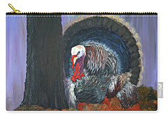 Thanksgiving Turkey Carry-all Pouch