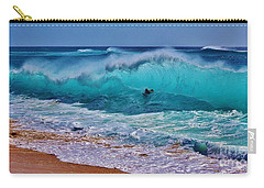 That Moment In Time Carry-all Pouch by Craig Wood