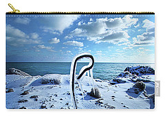 Carry-all Pouch featuring the photograph That One Weird Thing by Phil Koch
