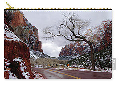 That Tree In Zion Carry-all Pouch by Daniel Woodrum