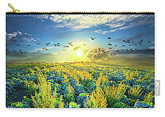 That Voices Never Shared Carry-all Pouch by Phil Koch