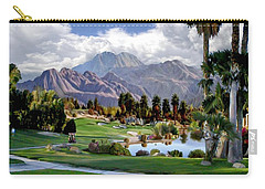 The 5th At Woodhaven Carry-all Pouch