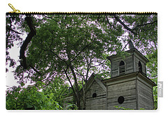 The Abandoned Church Carry-all Pouch