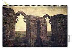 The Abbey Ruins Carry-all Pouch
