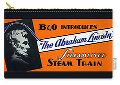 The Abraham Lincoln Carry-all Pouch