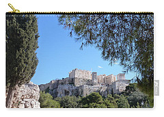 The Acropolis Carry-all Pouch by Constance DRESCHER