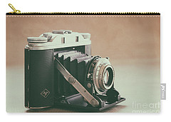 Carry-all Pouch featuring the photograph The Agfa by Ana V Ramirez