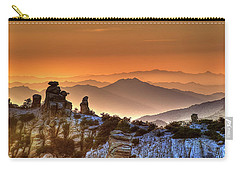 Carry-all Pouch featuring the photograph The Ahh Moment by Lynn Geoffroy