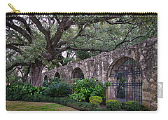 The Alamo Oak Carry-all Pouch by David and Carol Kelly