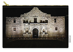 The Alamo On Halloween Carry-all Pouch