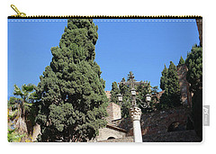 The Alcazaba Of Malaga In Andalucia Spain Carry-all Pouch