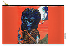 The Alien Braveheart Carry-all Pouch
