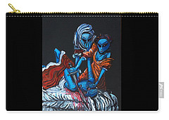 The Alien Judith Beheading The Alien Holofernes Carry-all Pouch