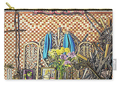 The Altar Carry-all Pouch by Bonnie Siracusa