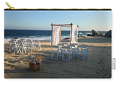The Alter By The Sea Carry-all Pouch