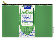 The Ambassador Carry-all Pouch