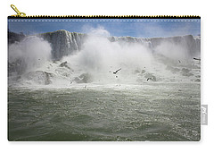 The American Falls Of Niagara Carry-all Pouch