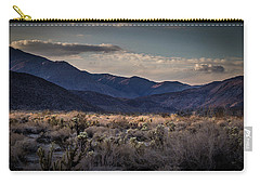 The American West Carry-all Pouch by Peter Tellone
