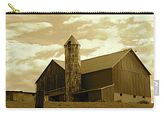 The Amish Silo Barn Carry-all Pouch