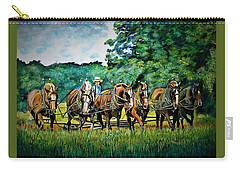 The Amish Team Carry-all Pouch