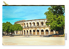 The Amphitheatre Nimes Carry-all Pouch