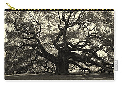 The Angel Oak Carry-all Pouch